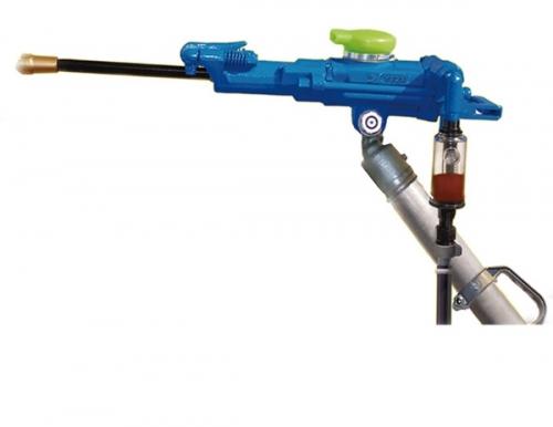 YT23 type pneumatic leg rock drill