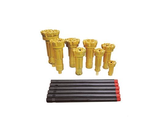 DTH impactor drill series