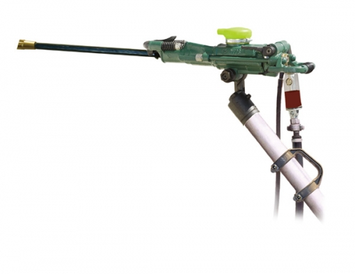 YT28 type pneumatic leg rock drill